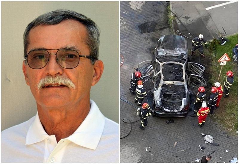 """Mascaţii au """"săltat-o"""" pe amanta omului de afaceri Ioan Crișan asasinat sâmbătă"""