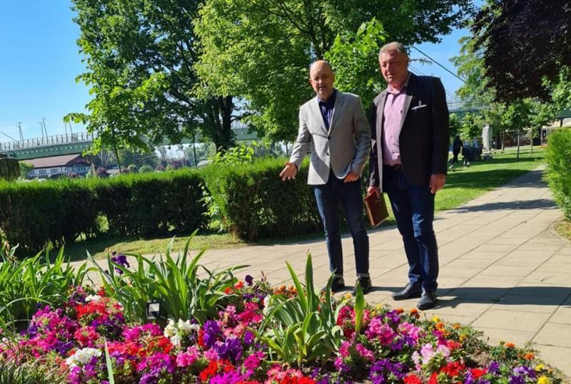 Florin Mariș noul director de la  Gospodărirea Comunală