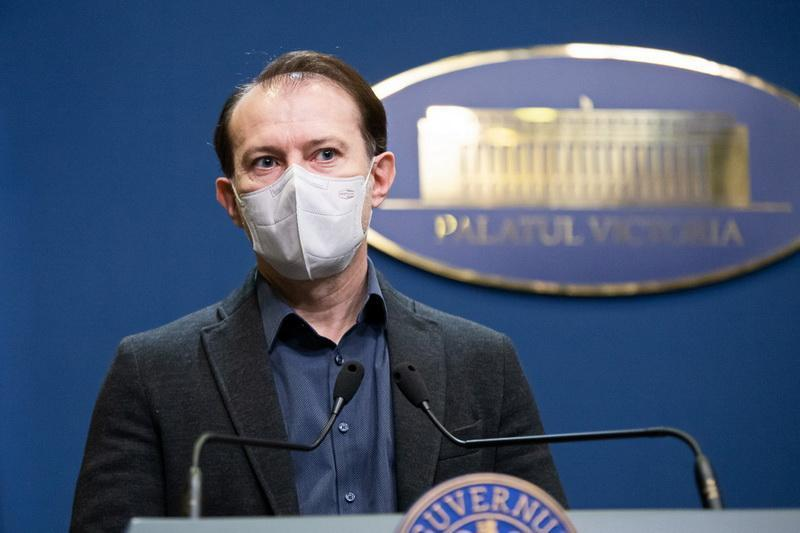 Premierul Florin Cîțu și-a pierdut mama. Elena Cîțu suferea de o boală incurabilă