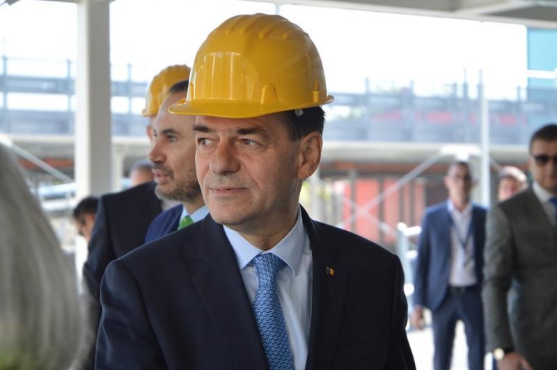 """Ludovic Orban: """"Cetatea Aradului este un angajament personal"""""""