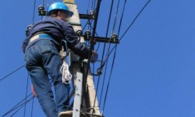 Zone din orașele Chișineu-Criș și Curtici vor rămâne fără curent electric