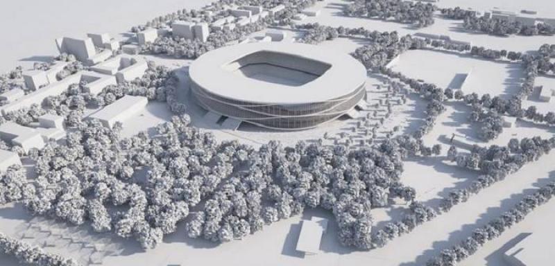 Timișorenii vor avea stadion nou, dar nu mai devreme de 5 ani. Arena va costa 120 milioane de euro și va avea 30.000 de locuri