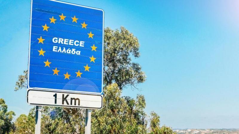 Timpi mari de așteptare la intrarea în Grecia