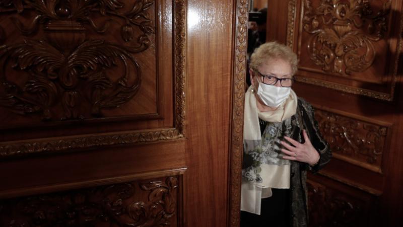 Renate Weber a fost revocată de Parlament din funcția de Avocat al Poporului cu o majoritate zdrobitoare de voturi