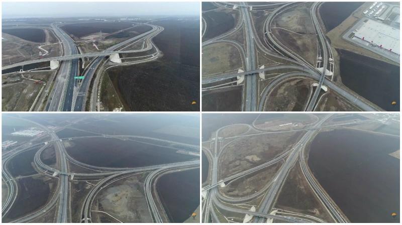Nodul rutier de la Sebeș va fi finalizat în iulie. Vor fi gata și bretelele spre Deva și spre Sibiu