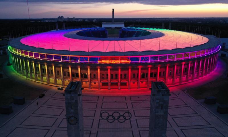 Germania a ignorat UEFA și Ungaria. Întreaga țară a fost acoperită de curcubeul LGBT. Viktor Orban și-a anulat vizita la Munchen