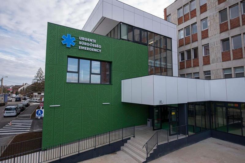 Pe modelul Arad, la Oradea se unifică spitalul Municipal cu Spilalul Județean