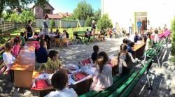 """De Ziua Mondială fără tutun, preșcolarii de la Grădinița PP nr. 11 Arad au transmis celor mai mari mesajul: """"Am grijă de sănătatea mea !"""""""