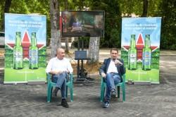 Meciurile EURO 2020 vor putea fi vizionate în aer liber în parcul Regina Maria și la ștrandul Neptun