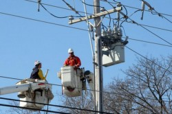 Străzi din Lipova și Ineu fără curent electric
