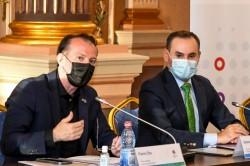 """Gheorghe Falcă: """"Premierul Cîțu a dat un mesaj favorabil dezvoltării și descentralizării"""""""