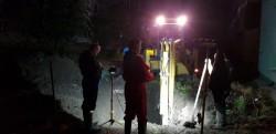 Intervenție în miez de noapte pentru remedierea unei avarii la apă în zona blocurilor Z de pe Calea Aurel Vlaicu