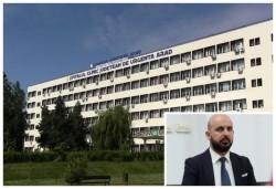 Scandalurile se țin lanț la Spitalul Județean Arad. Plângere penală împotriva fostului directorul medical  Mircea Onel, acuzat de efectuarea de gărzi fictive