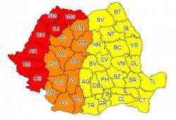 Nu scăpăm de Codul ROȘU de caniculă în Arad