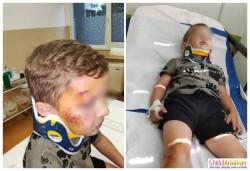Accident cu victimă minoră pe trecerea de pietoni de la Podgoria