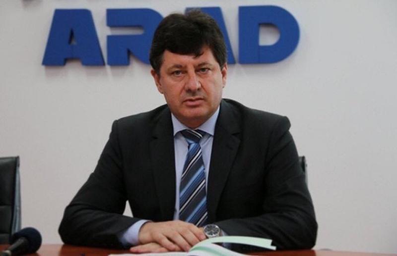 """Iustin Cionca, de 5 ani președintele Consiliului Județean Arad: """"Avem peste 20 de proiecte în lucru"""""""