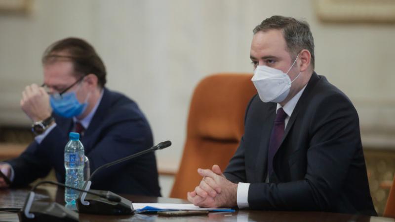 Ministrul Finanțelor Alexandru Nazare a fost remaniat de premierul Florin Cîțu. Interimatul va fi asigurat de Florin Cîțu