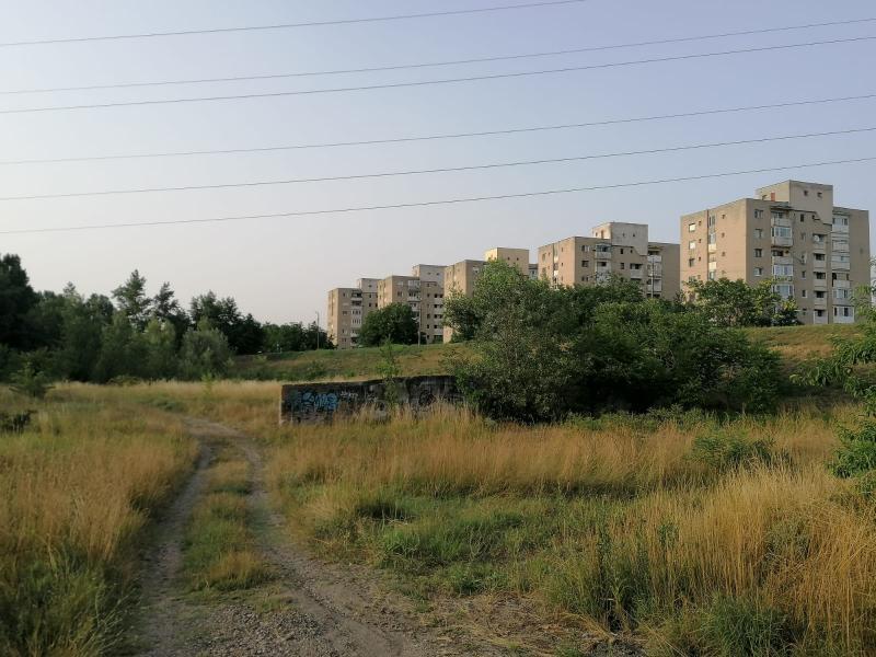 În curând încep lucrările la noul parc din zona Micălaca 300