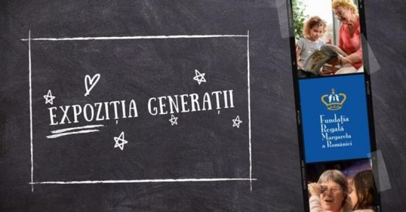 """Expoziția de fotografie """"Generații"""" la Centrul de Zi """"Oaza Copiilor"""""""