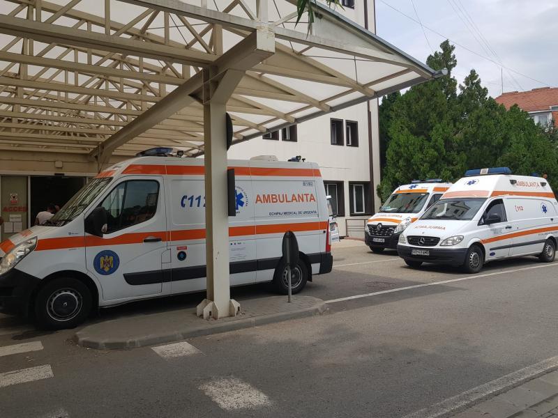 Weekend aglomerat la UPU Arad. 483 de arădeni au ajuns la urgențe din care 142 au fost internați