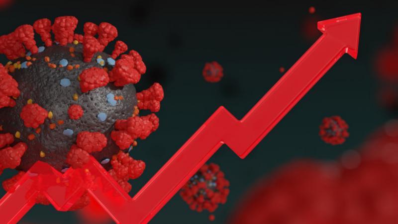 Rata de infectare s-a dublat în mai multe state europene