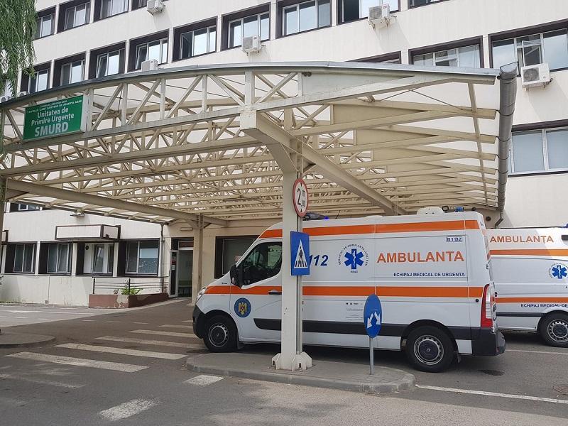 Momente contracronometru la Spitalul Clinic Județean de Urgență Arad, în încercarea de a salva viețile a doi pacienți - soț și soție!