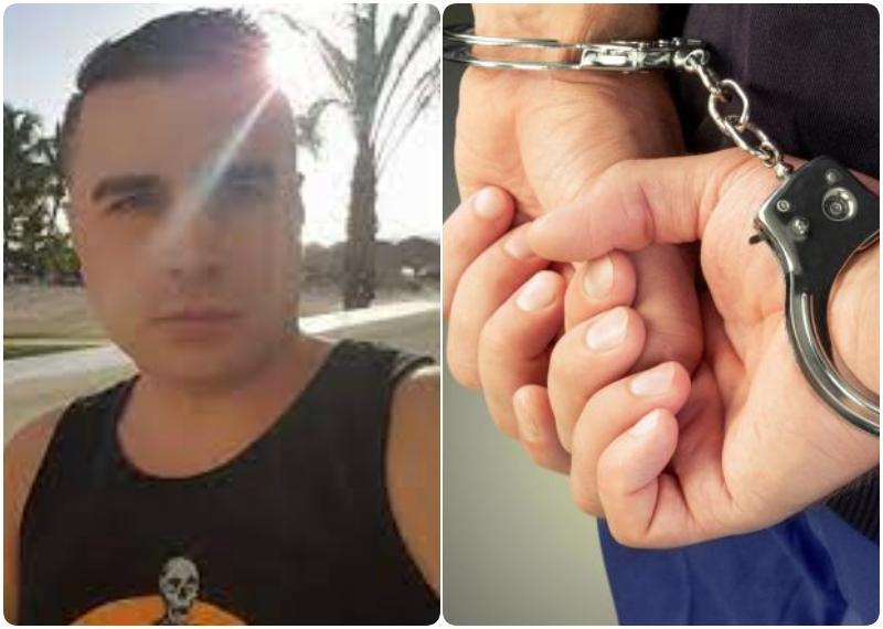 Cosmin Mladin a fost prins și arestat joi seara în Arad, după trei zile de căutări