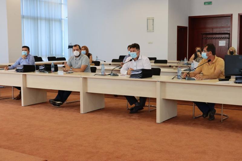 Noi investiții, la Dorobanți și Seleuș, cu sprijinul Consiliului Județean