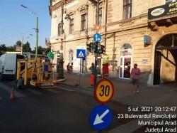Acțiunea de curățenie stradală s-a desfășurat fără probleme
