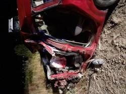 Doi morți într-un grav accident de circulație petrecut azi noapte lângă Zerind