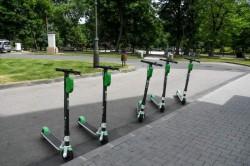 First Ride Academy în Parcul Mihai Eminescu