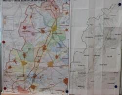 Primarii de pe traseul drumului expres Arad-Oradea au dezbătut cele trei variante la Consiliul Județean