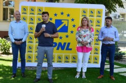 PNL își alege vineri noua conducere municipală