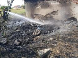 17 incendii de vegetație au stins pompierii arădeni de la începutul lunii iulie până în prezent
