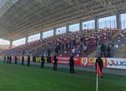 """Jandarmii timișoreni s-au antrenat pe stadionul """"Francisc Neuman"""" în vederea noului sezon competițional"""