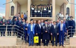 Iustin Cionca a participat la Buteni la sărbătorirea centenarului Institutului Teologic Baptist din București