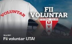 UTA anunță deschiderea procesului de recrutare voluntari