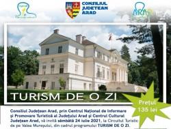 """""""Turism de o zi"""", pe Valea Mureșului"""