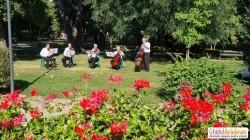 """Lăsă-te cucerit de notele muzicale """"La Băncuțe""""  în Parcul Eminescu"""