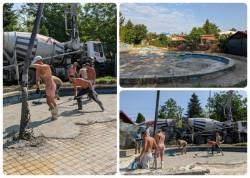 Au început lucrările la Skate-Park-ul din incinta Ștrandului Neptun