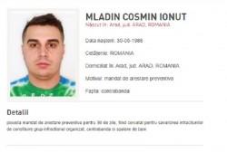 Mladin dat în urmărire internațională, Copil arestat la Pecica