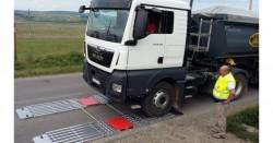 Încă patru platforme pe drumurile județene de verificare a tonajelor vehiculelor