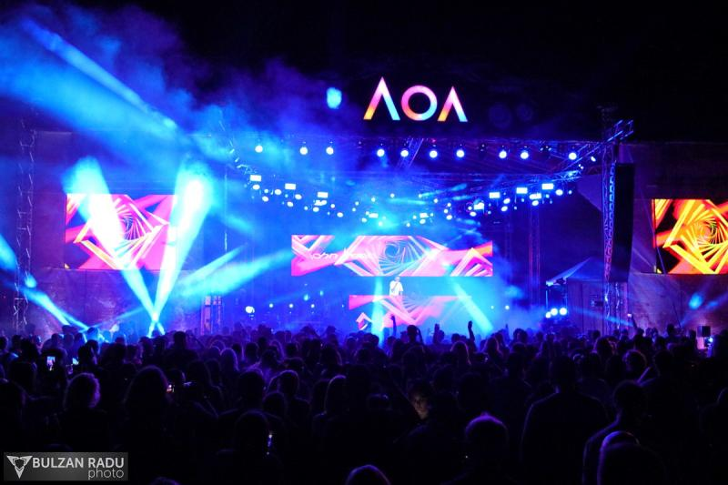 După trei zile magnifice ediția 2021 a festivalului Arad Open Air a tras cortina