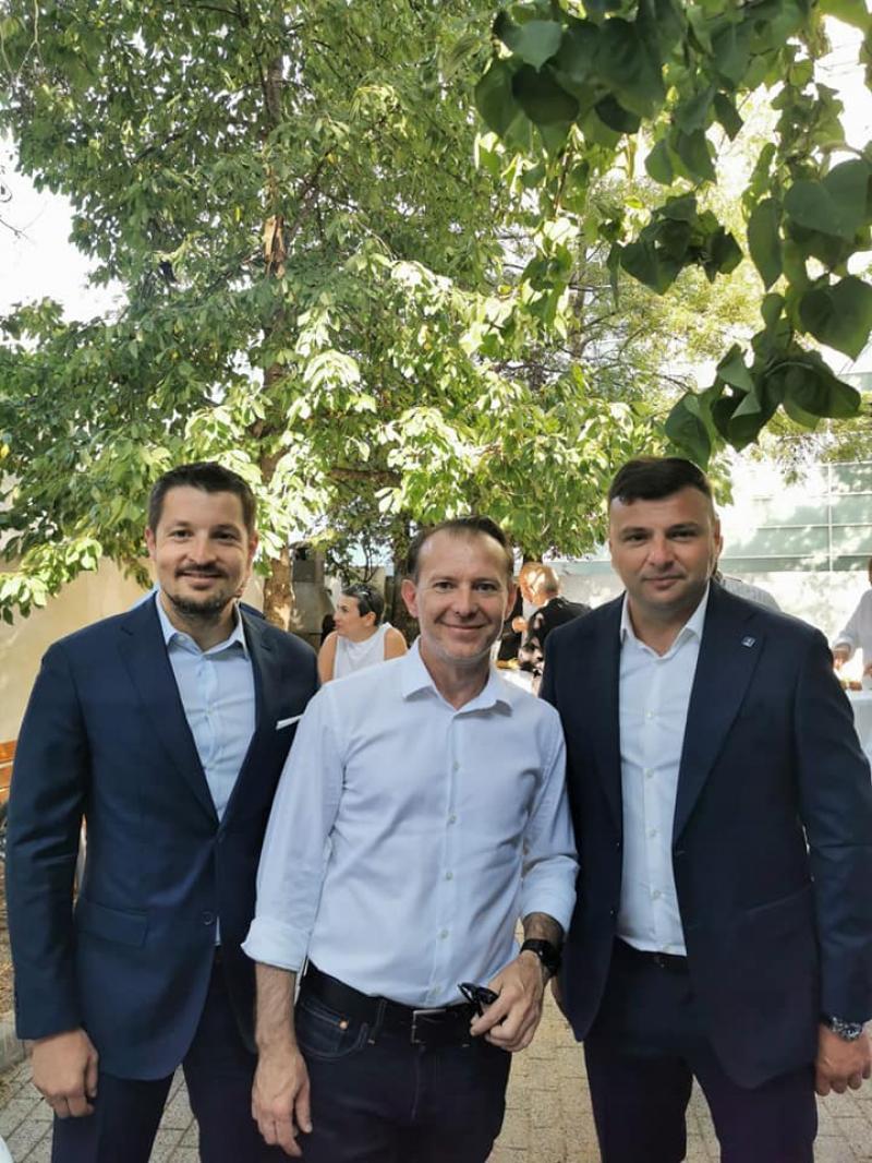 Deputatul Sergiu Bîlcea susține candidatura lui Florin Cîțu la conducerea PNL