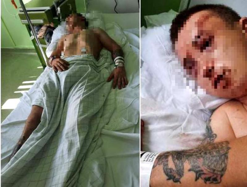 Agresorii care au bătut un tânăr în Arad până a leșinat sunt cercetați în stare de libertate