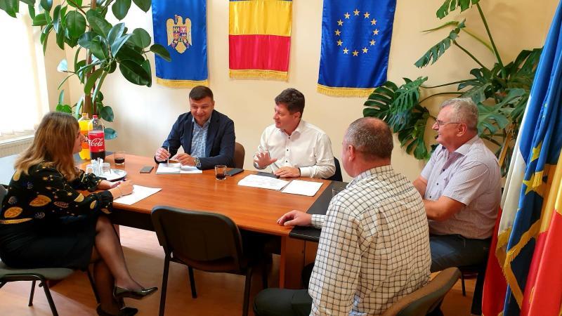 Forajul de la Bocsig va rezolva problema alimentării cu apă pe timp de secetă a comunei