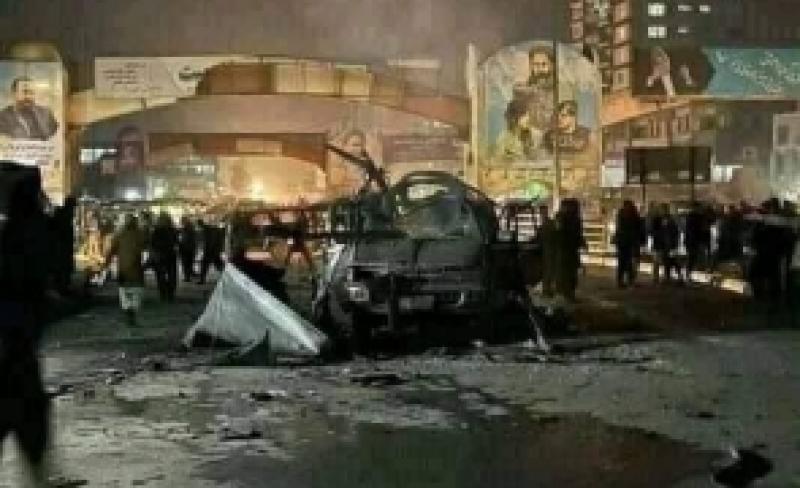 Măcel în Afganistan. 13 militari americani și 90 civili afgani uciși în urma a două atentate