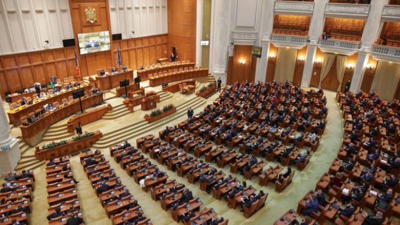 AUR și droguri în Parlamentul României