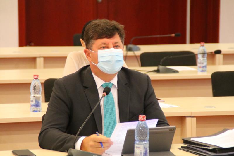 Consiliul Județean invită firmele de construcții la licitația pentru o stație de epurare a apelor uzate, la Petriș