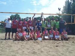 Cupa României la Volei pe plajă și-a desemnat câștigătorii